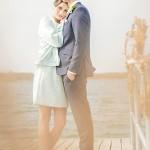 Kleid Lene & Blousonjacke